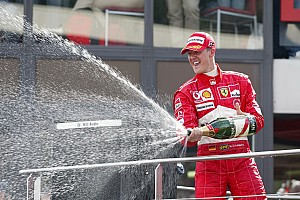Ferrari відсвяткує виставкою 50-річчя Шумахера