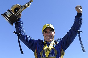 NHRA Race report Capps claims fourth consecutive victory in Topeka