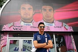 Esteban Ocon permanecerá en Force India para 2018