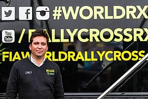 World Rallycross 采访 专访WRX总经理泰勒:这项运动的发展远超预期
