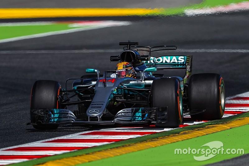 GP Spanyol: Hamilton dan Mercedes masih berkuasa di FP2