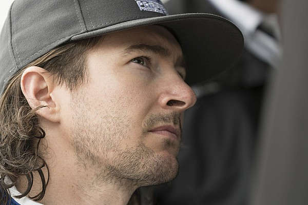 "IndyCar Hildebrand looks forward to ""extra tension"" on Indy 500 Bump Day"
