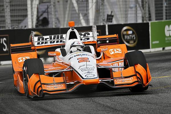 Ньюгарден выиграл гонку IndyCar в Торонто