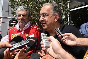 Formula 1 Ultime notizie Ferrari: Marchionne carica la squadra nel dopo Silverstone