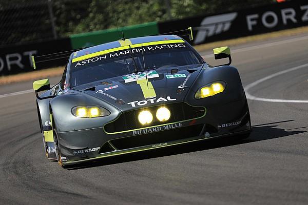Aston Martin behoudt Serra voor resterende WEC-races