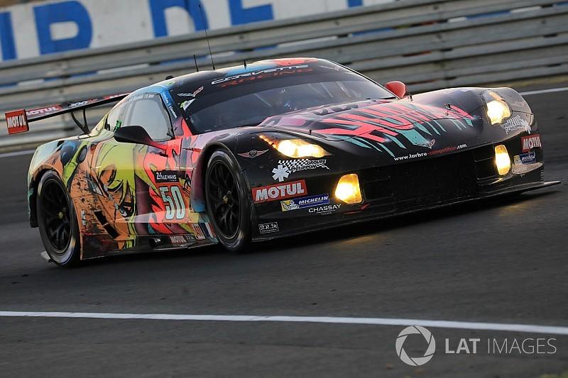 Los últimos de Le Mans