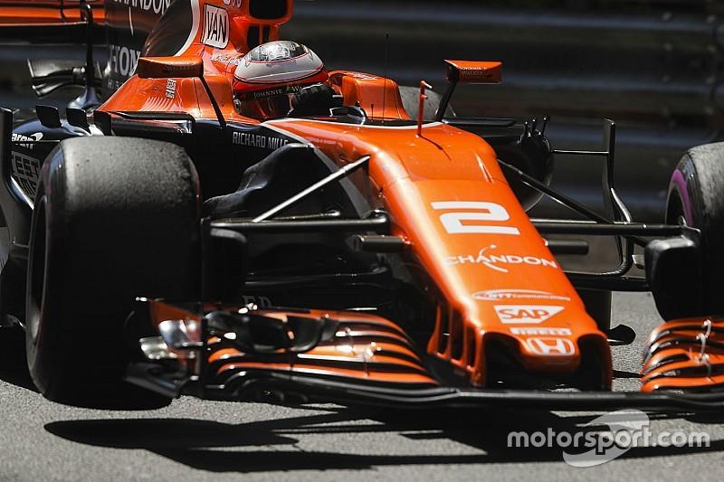 McLaren a 95% de succès avec ses évolutions