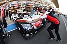 Porsche, la Journée Test et l'inconnue des pneus