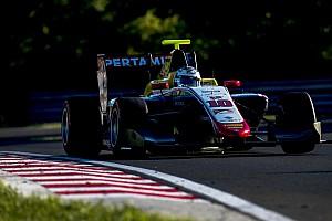 GP3 Репортаж з гонки GP3 на Хунгароринзі: Алезі знову переміг