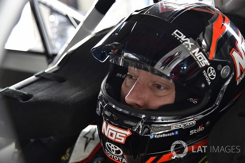 Kyle Busch tops final Cup practice at Pocono