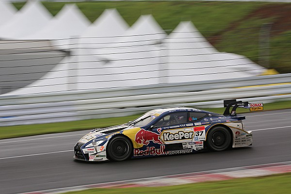 Buriram Super GT: Hirakawa/Cassidy take points lead with win