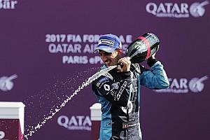 """Formel E Interview Sébastien Buemi: """"Einen solchen Erfolg hatte ich in Paris nicht erwartet"""""""