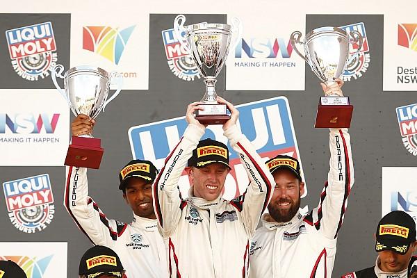 Martin back in Walkinshaw Porsche for Australian GT enduros