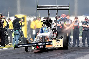 NHRA Qualifying report Millican, C. Force and Coughlin Jr. lead qualifying at SpringNationals