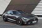 La Mercedes-AMG GT C dévoilée à Détroit