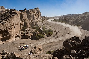 Dakar Stage report Dakar 2017, Stage 11: Peterhansel halts Loeb charge as 13thwin looms