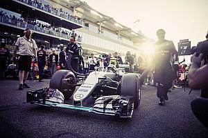 Формула 1 Новость Уход Росберга не ослабит Mercedes, уверены в Ferrari