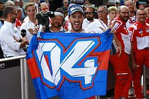 MotoGP Últimas notícias Batalha emocionante e vitória italiana; o domingo na Áustria