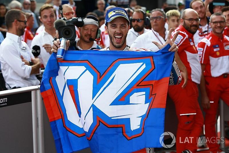 Rossi: úgy fest, eljött Dovizioso ideje
