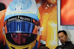 Formula 1 Breaking news Bos Honda ungkapkan amarah Alonso di Rusia