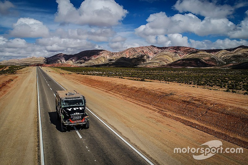 Villagra pierde su oportunidad de ganar el Dakar