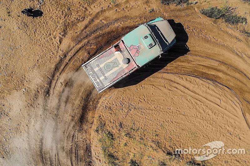 Dakar 2019: il team Petronas De Rooy Iveco con motori FPT Cursor 13 da 1.000 cv