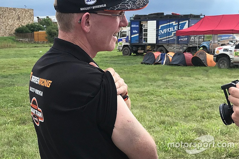 Koolen threatens criminal action over Sainz Dakar incident