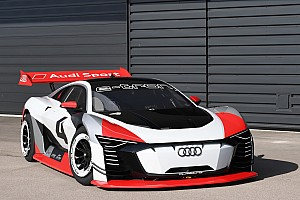 Formule E Nieuws Audi Gran Turismo concept car wordt Formule E-taxi
