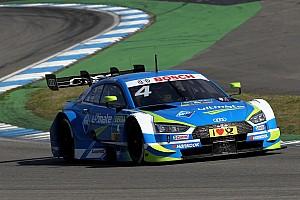 DTM Nieuws Frijns maakt indruk op Audi tijdens officieel DTM-debuut