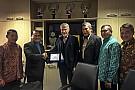 MXGP Delegasi Indonesia kunjungi kantor promotor MXGP