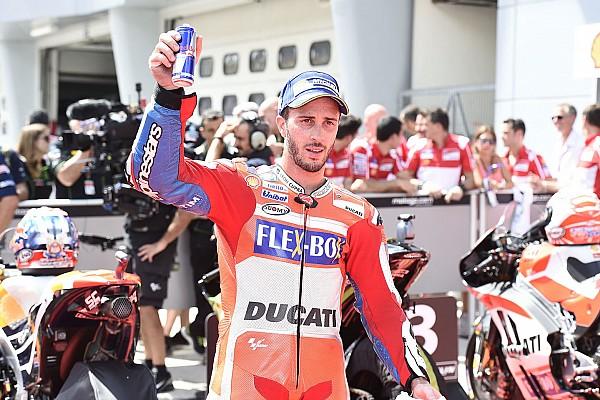 MotoGP ドヴィツィオーゾ「先週のレースには腹が立つ。優勝に満足できない」