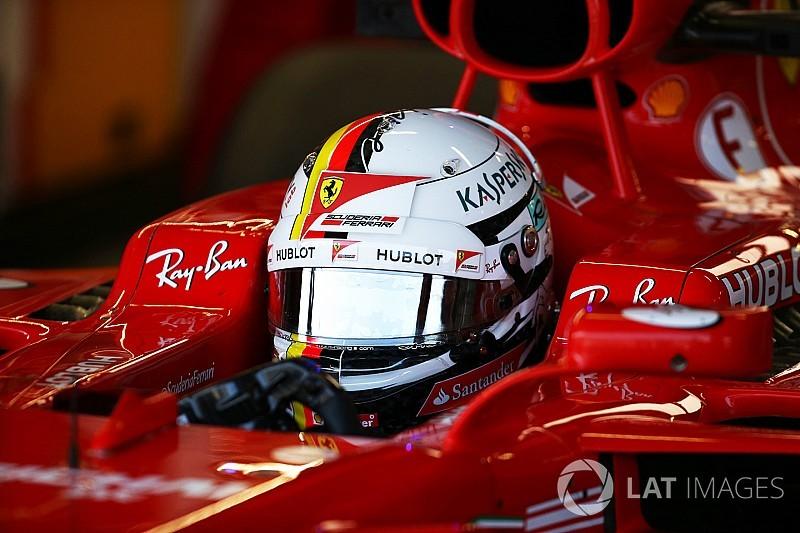 2017 Meksika GP: Günün pilotu Vettel seçildi