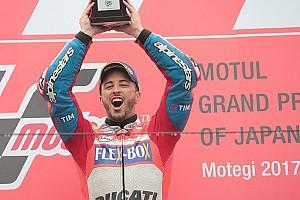 """MotoGP Noticias de última hora Dovizioso: """"Márquez lo probó de una manera que era imposible"""""""