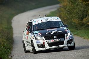 Rally Gara Il Suzuki Rally Trophy cala il re di Coppe Lorenzo