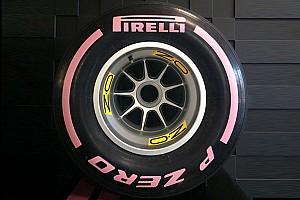 Fórmula 1 Noticias Los ultrablandos de Pirelli serán rosas en el GP de EE UU