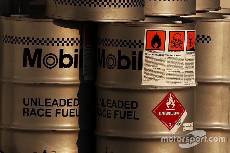 В ExxonMobil предложили полностью запретить сжигание масла в моторах в Ф1