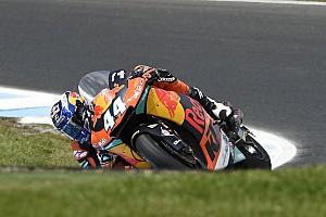 Moto2 Relato da corrida Oliveira vence 1ª para KTM na Moto2; Morbidelli é 3º
