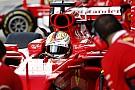 F1 Ferrari lleva un importante paquete de mejoras en el coche de Vettel