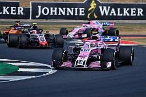 Formule 1 Actualités Ocon : Le podium en 2018,