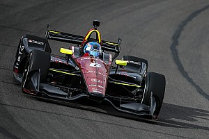 IndyCar Interview Video: Wickens says he's ready for oval racing challenge ahead