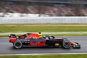 Fórmula 1 Crónica de test Red Bull pasa las 100 vueltas y domina en Barcelona