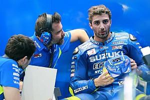 MotoGP Reaktion Trotz Bestzeit: Andrea Iannone hofft auf weitere Steigerung