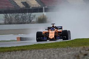 Fórmula 1 Noticias Alonso bromea con su liderato en los test