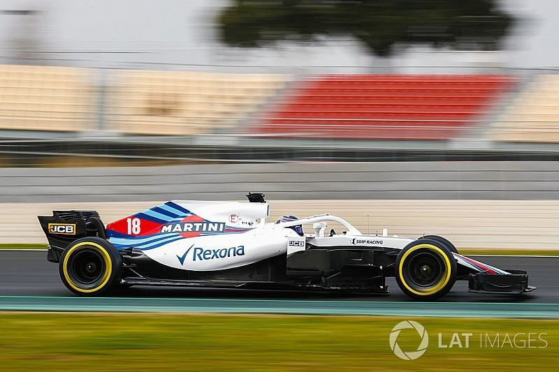 A Martini év végén elhagyja a Williamst és a Forma-1-et!