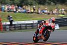 MotoGP Grand Prix d'Allemagne - Les meilleurs temps en course
