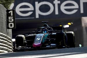 FIA F2 Отчет о квалификации Элбон выиграл третий поул подряд в Формуле 2