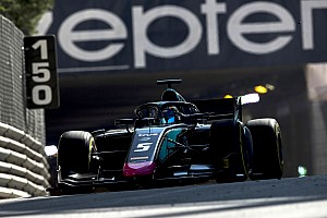 FIA F2 Qualifying report Monaco F2: Albon takes pole by 0.01s as both Carlins crash