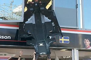 Гран При Монако: шпионские фото технических новинок. Часть 2