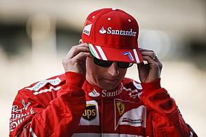 Räikkönen és az otthoni kemény nyakedzés