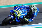 Essais Jerez - Iannone meilleur temps de la première journée